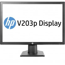 Monitor Hp V203p Led Pantalla Ancha VGA 19.5 Pulg
