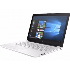 Portatil HP 14-bs011la i3-6006U , 4GB , 1TB HDD , DVD , 14HD , Snow White, Linux