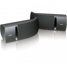 161®  SPEAKER WITH BRACKET BLACK