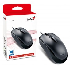 Mouse Genius DX-120 USB Negro