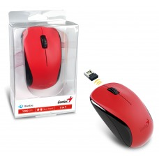 Mouse Genius NX 7000 BlueEye Rojo