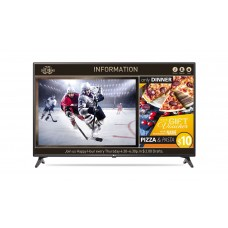 TV + Cartelera Digital y/o SuperSign TV  LG, 49, 400 Nit, 16x7, WebOs 3.5, Smart Home, WiFi.