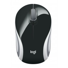 Mini Mouse Wireless M187 LAT- Black