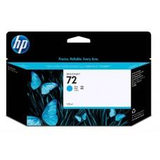 Cartucho de tinta DesignJet HP 72 de 130ml cian