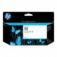 Cartucho de tinta DesignJet HP 72 de 130ml amarillo
