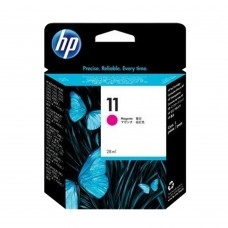 Hp 11 Tinta Color Magenta