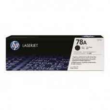 Cartucho de Toner HP 78A LaserJet Tinta Color Negro