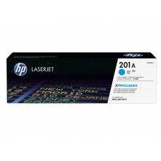 HP 201A Cyan LaserJet Toner Cartridge