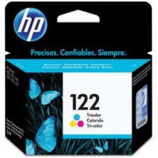 Cartucho HP 122 Color de Tinta tricolor