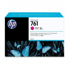 Cartucho De Tinta Color Magenta Hp 761 400ml
