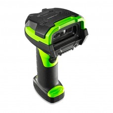 Ds3678-Sr Rugged Green Standard Cradle Usb Kit