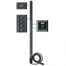 PDU Monofásico con Medidor Digital, 30A 208/240V