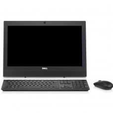 PC DELL AIO Optiplex 3050/Intel Core i3-7100T/4GB/500GB, 8x DVD+/-RW 9.5mm, Intel Dual Band Wir