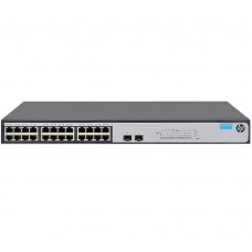 Switch Hp 1420-24G-2Sfp Capa 2 No Apilable
