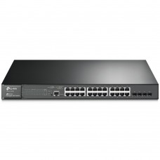 Switch TP-LINK Administrable JetStream 24-Port Gigabit L2