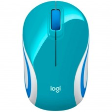 Mini Mouse Wireless M187 (US & LAT)- Bright Teal