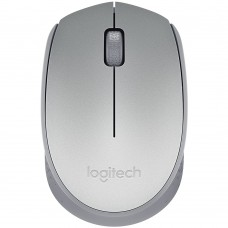 M170 Wireless Mouse- Silver