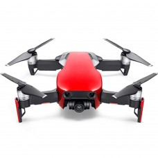 DJI Drone MAVIC AIR Fly More Combo Flame Red