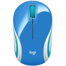 Mini Mouse Wireless M187 (US & LAT)- Palace Blue