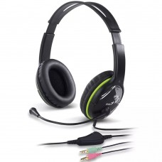 Audifono Genius HS-400A Verde 2 Plug