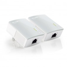 Power Line Kit de Inicio Extensor ethernet 500Mbps, AV500