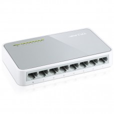 8-port 10100M mini Desktop Switch 8 10100M RJ45 ports Plastic case