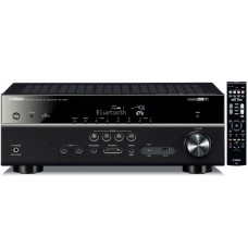 Amplificador Cinema Casa Yamaha RX V579 Wifi Bluetooth AirPlay Hdmi
