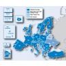 Mapas De Europa Para GPS Garmin Ruteables Mapa Gnu