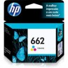 Cartucho De Tinta Color Negro Hp 662XL