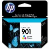 Cartucho Hp 901 Officejet Color De Tinta Tricolor