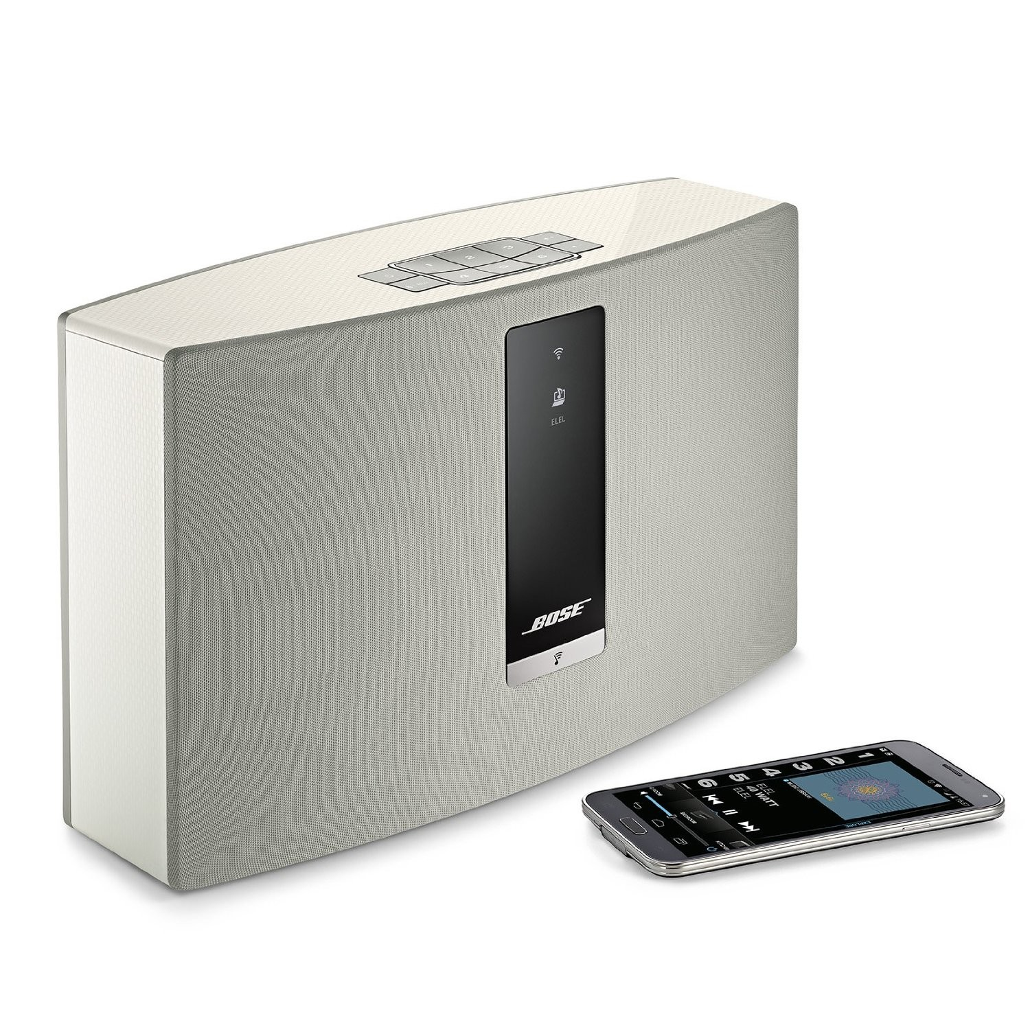 Bose SoundTouch 20 Serie III blanco
