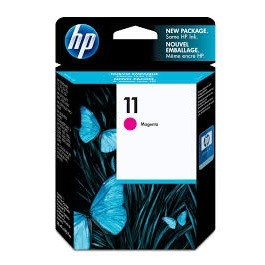Cartucho De Tinta Hp 11 Color Magenta