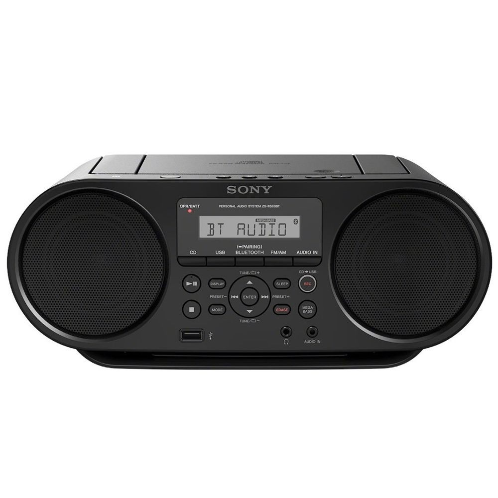 Grabadora Sony ZS-RS60BT