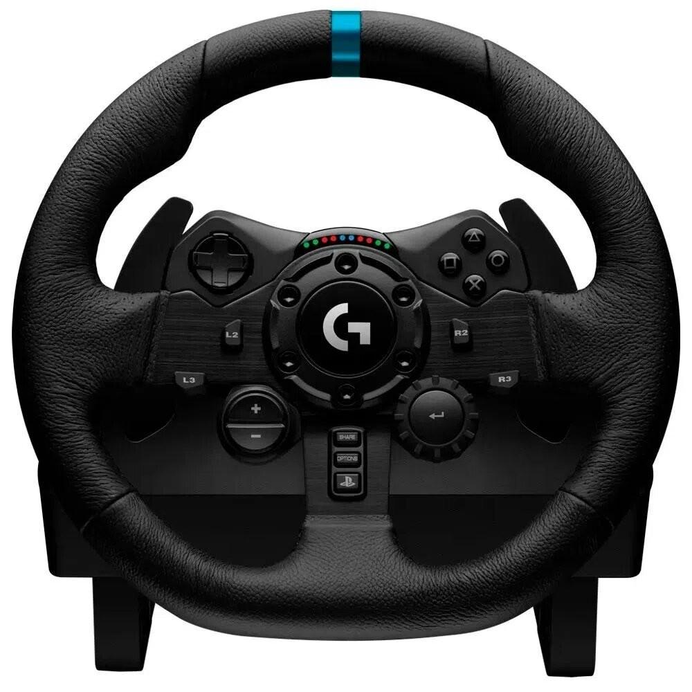 Timón Logitech G293 Racing Ps4 y Pc