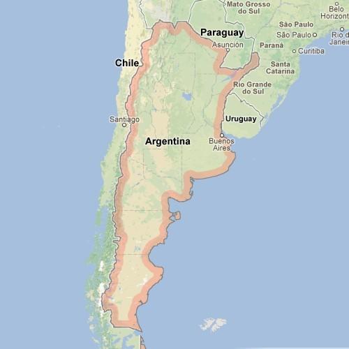 Poi De Argentina GPS Garmin Caminos Resaltos Radares Curvas