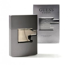 Perfume Guess Suede Hombre