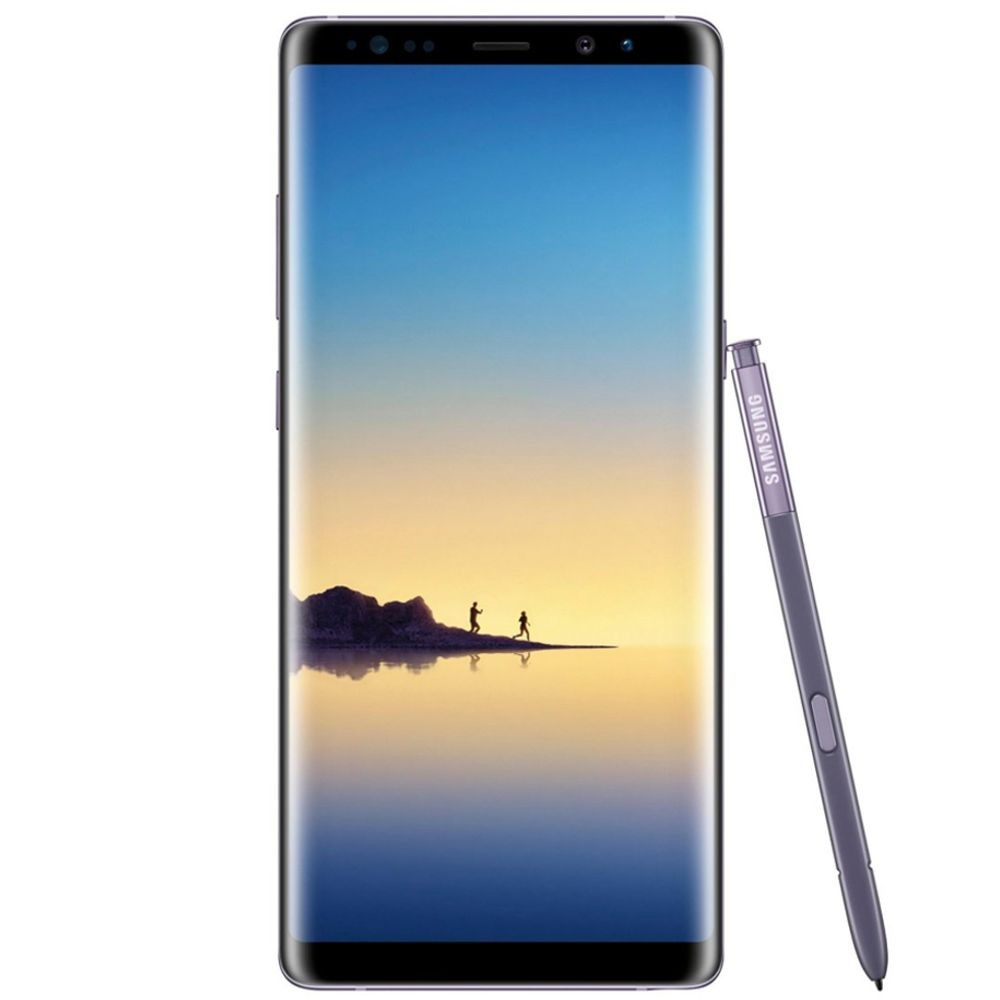 Samsung Galaxy Note 8 orchid