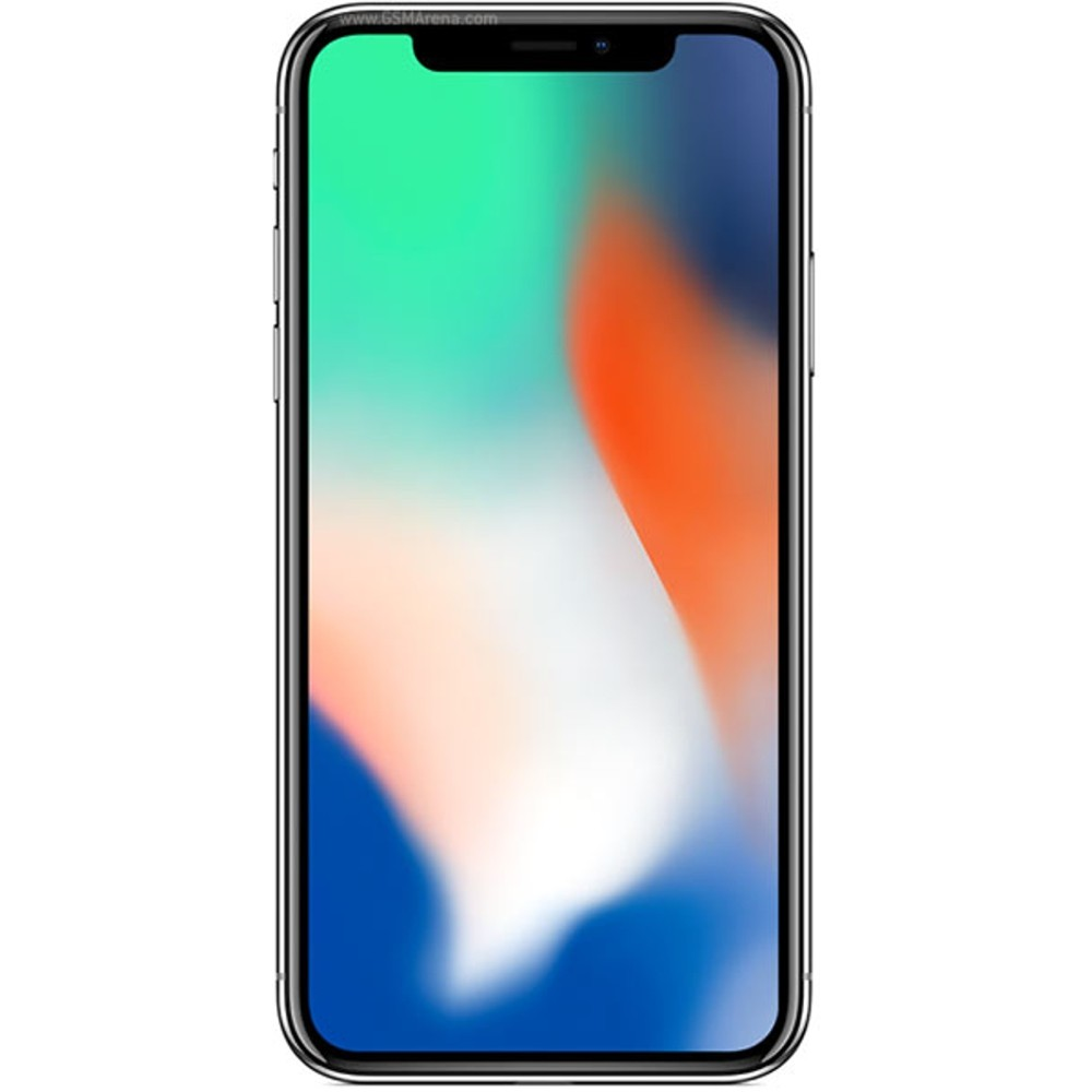 Celular Apple Iphone X 64GB 12Mp ID Facial 5.8 Pulg Plateado