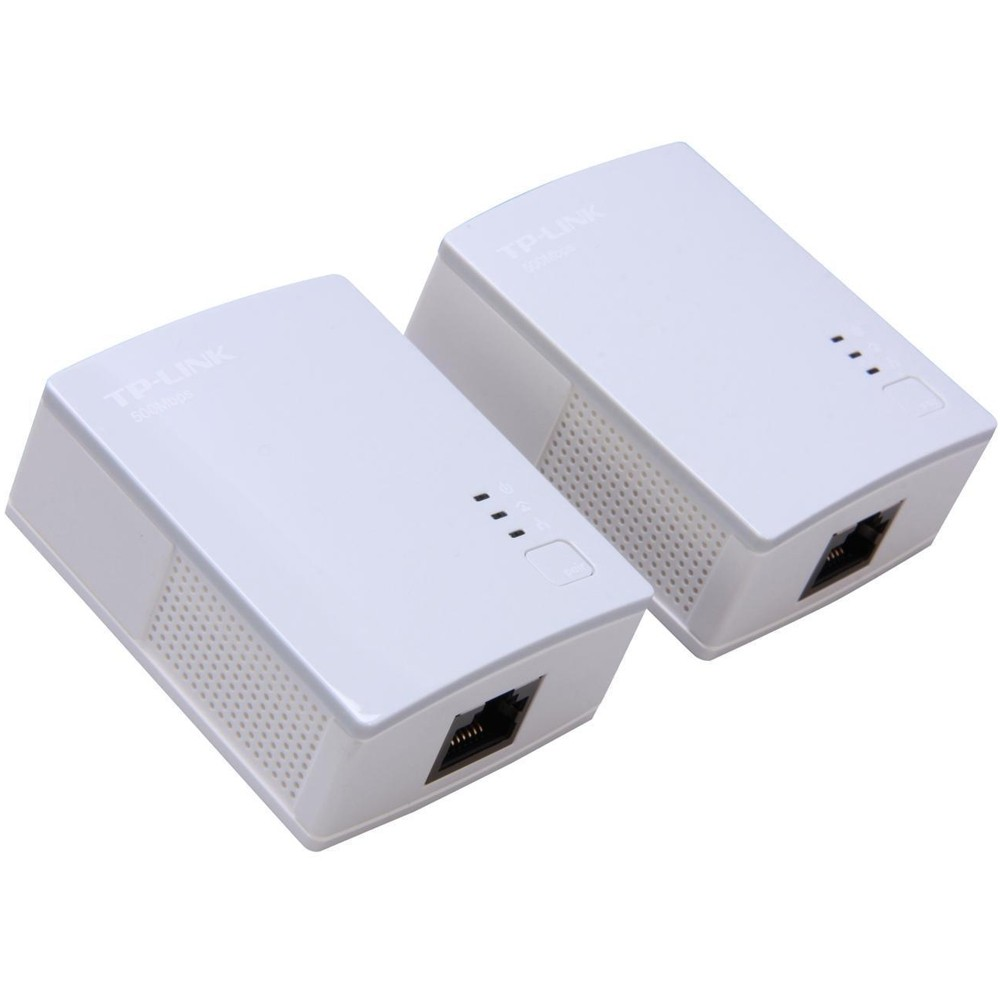 Adaptadores Tplink Tl-pa4010kit Nano Powerline AV500