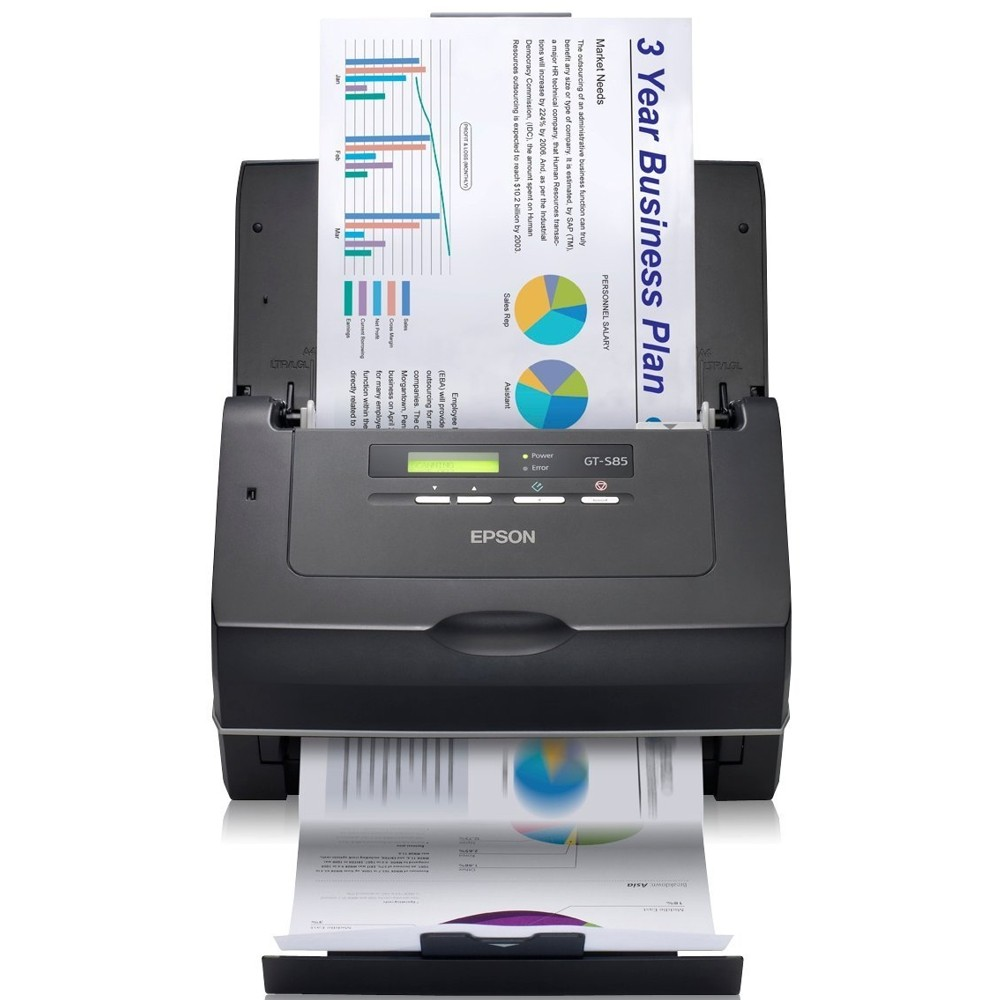 Escaner Epson Gt-s85 Alta Velocidad WorkForce Pro