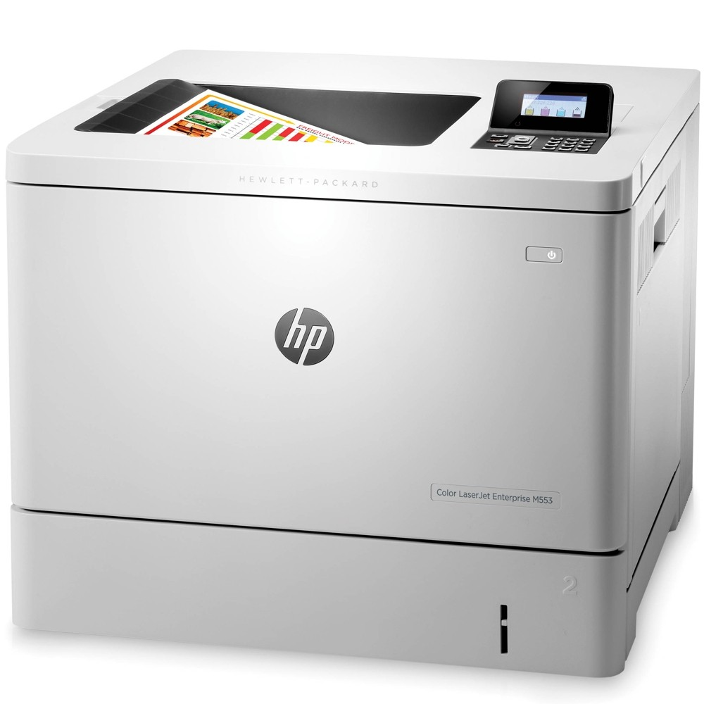 Impresora Hp M553dn LaserJet Enterprise Color