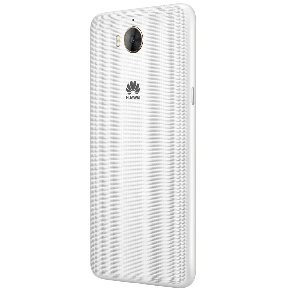 Celular Huawei Y5 2017 Quad Core 16Gb 8Mp 5 Pulg Blanco