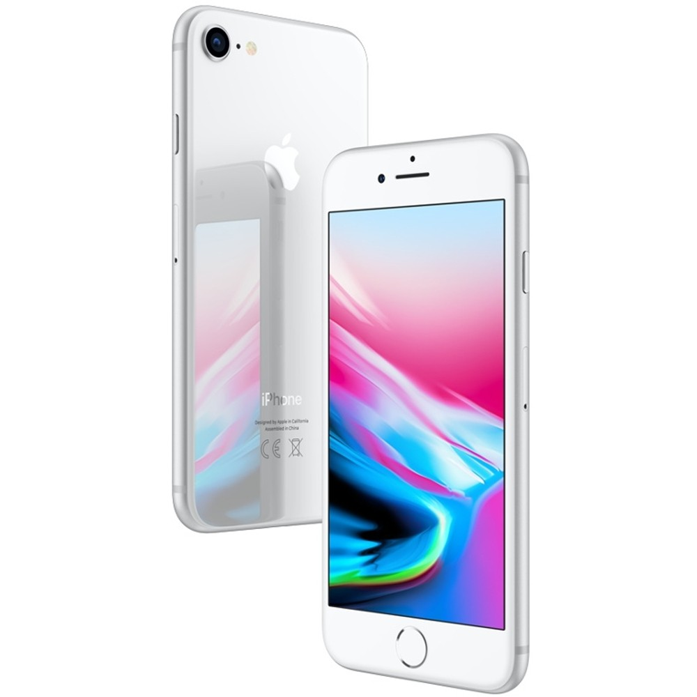 Celular Apple Iphone 8 64Gb 12Mp Desbloqueo Facial Silver
