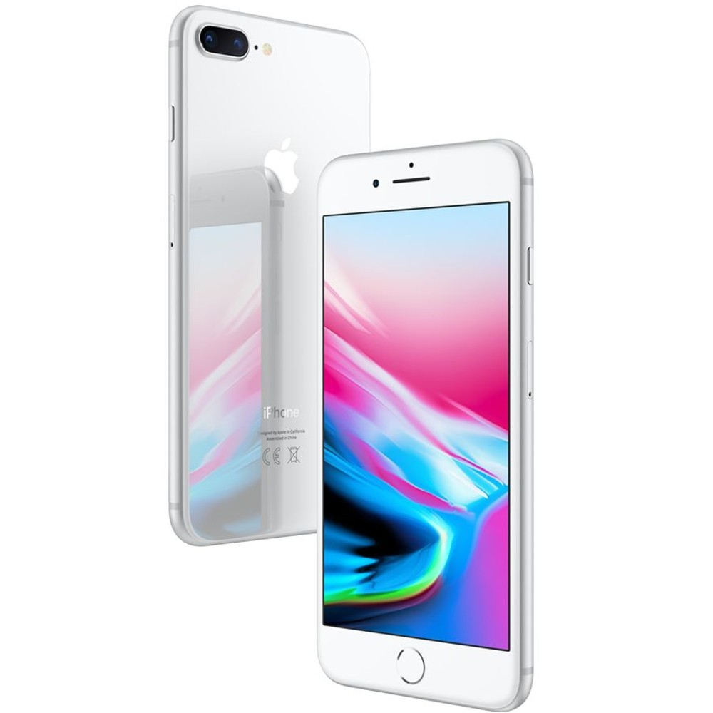 Celular Apple Iphone 8 Plus 64Gb Desbloqueo Facial Silver