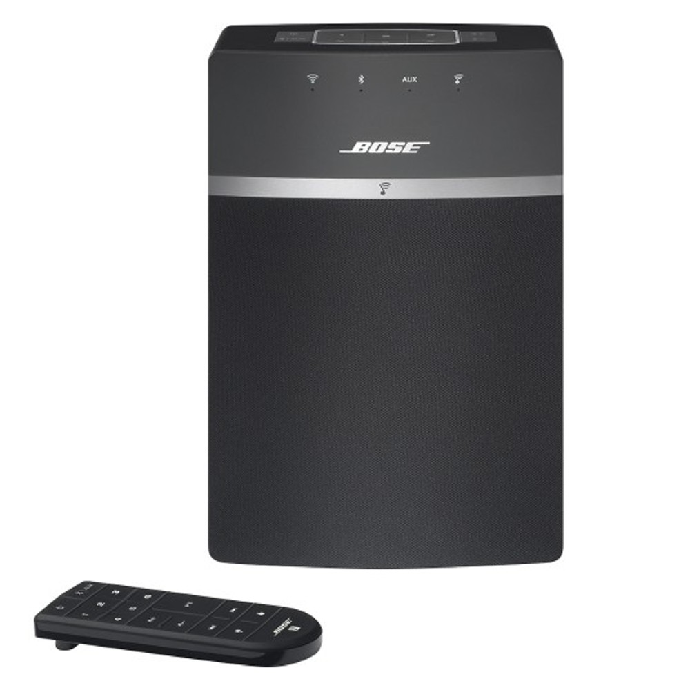 Altavoz Bose SoundTouch 10 Bluetooth Wifi - Negro