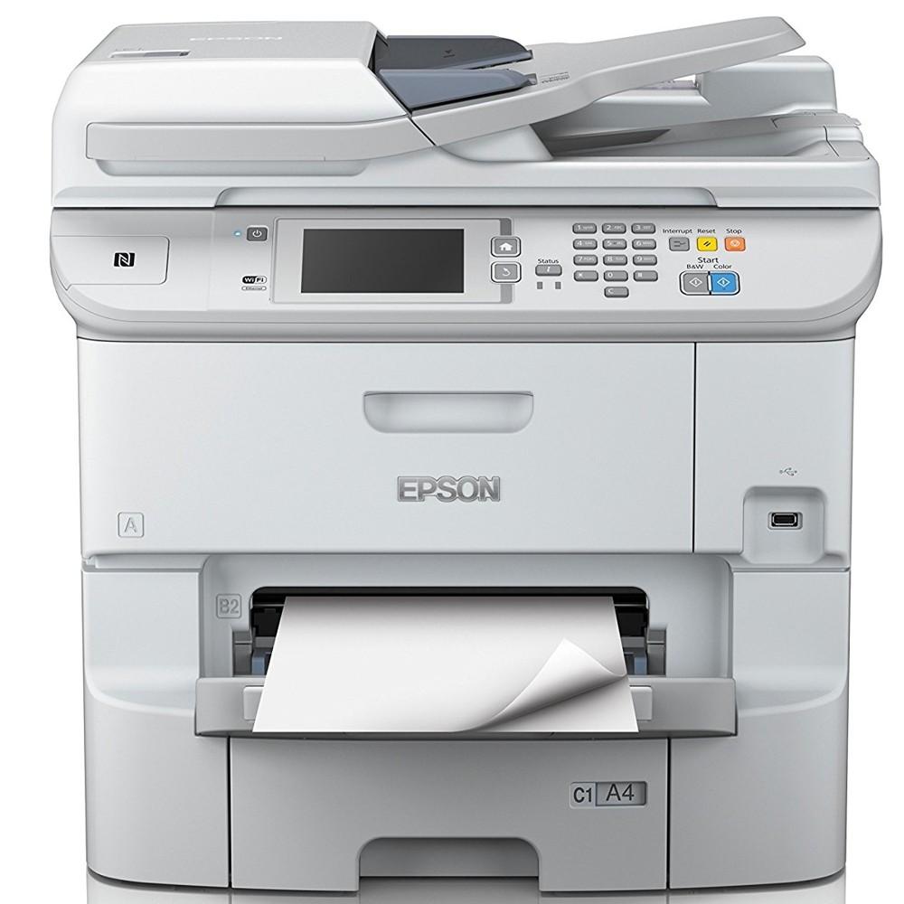 Impresora Multifuncional Color Epson WF-6590DW