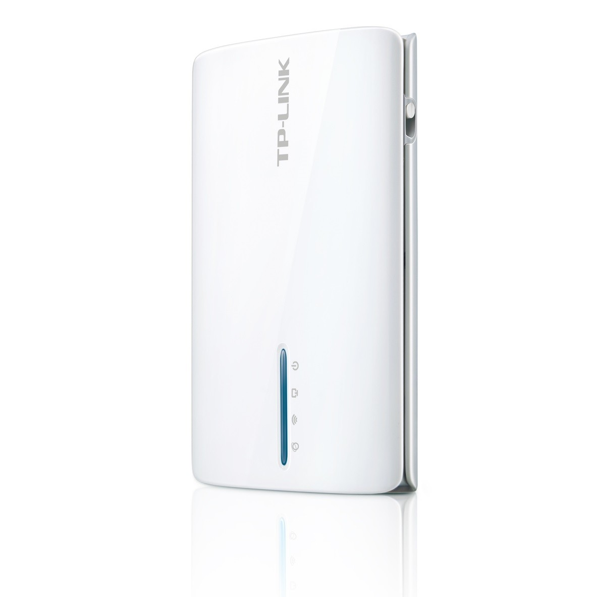 Router inalámbrico N TP-LINK 3G/4G TL-MR3040 Blanco