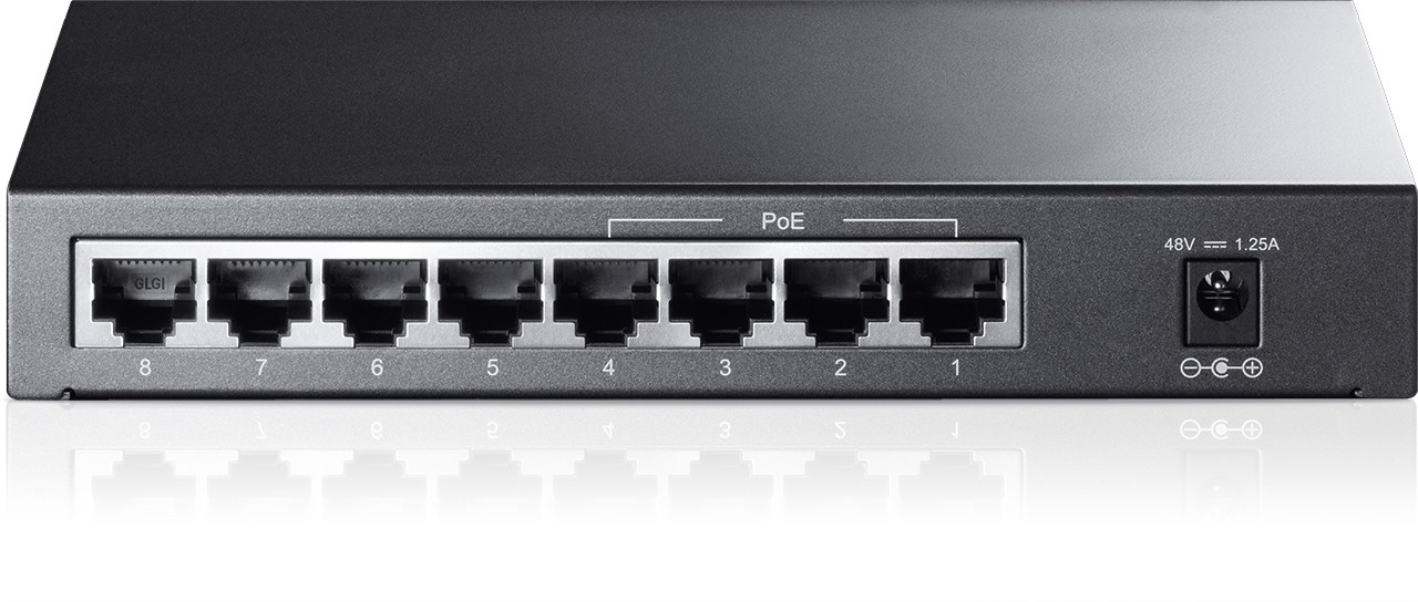 Switch TpLink TL-SF1008P